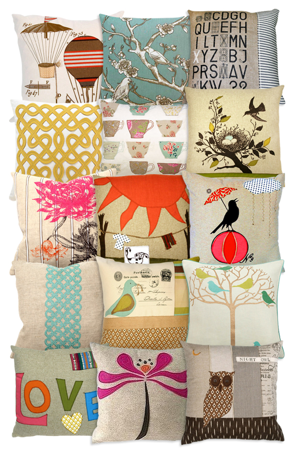 I was looking for some ideas for accent pillows the other day on Olioboard and found these. With the new brands filling our Olioboard library ... & Olioboard Blog pillowsntoast.com