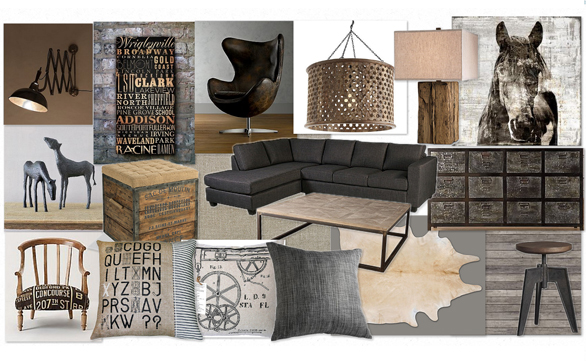 Olioboard blog for Living room ideas urban